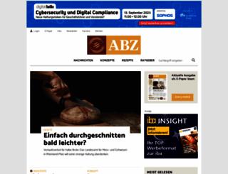 abzonline.de screenshot