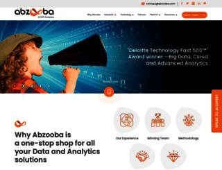 abzooba.com screenshot