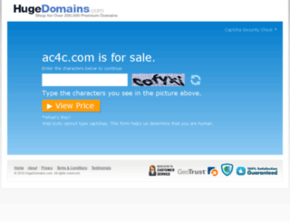 ac4c.com screenshot