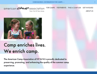 aca-nynj.org screenshot