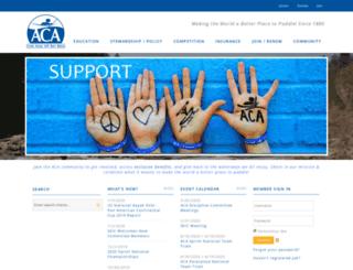 aca.site-ym.com screenshot