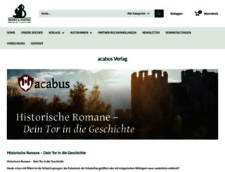 acabus-verlag.de screenshot