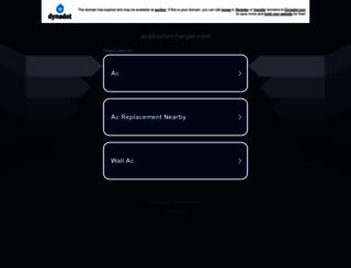 acadaptercharger.com screenshot