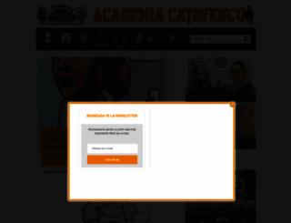 academiacatavencu.info screenshot