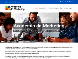 academiadomarketing.com.br screenshot