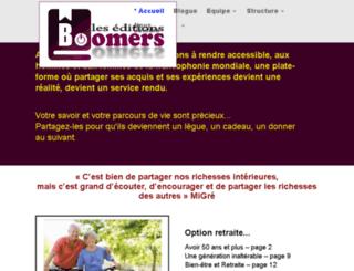 academieduweb.com screenshot