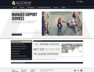academiproshop.com screenshot