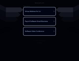 academy.devecad.com screenshot
