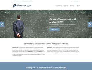 academyfive.com screenshot