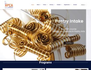 academyofculinaryartsmalaysia.com screenshot