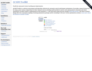acadotoolkit.org screenshot