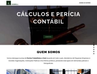 acadrolli.com.br screenshot