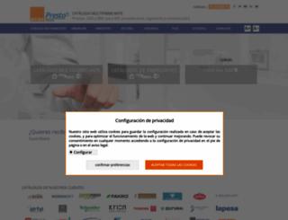acae.es screenshot