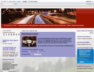 acagestion.blogspot.com.ar screenshot