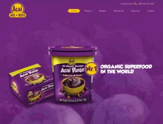acai.aws3.net screenshot