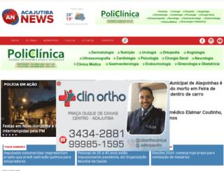 acajutibanews.com screenshot