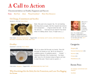 acalltoaction.net screenshot