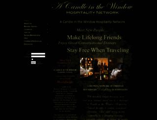 acandleinthewindow.com screenshot