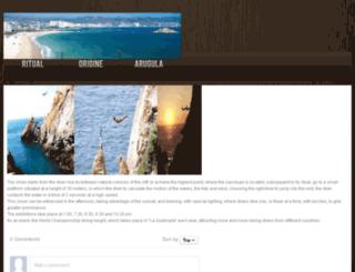 acapulcotouristicparadise.com screenshot