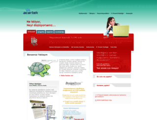 acartek.net screenshot