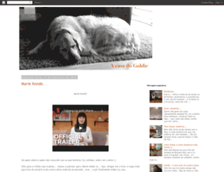 acasadogoldie.blogspot.fr screenshot