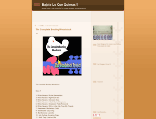 acasetomamusica.blogspot.com screenshot