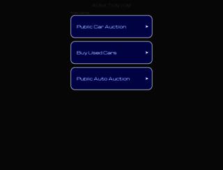 acauction.com screenshot