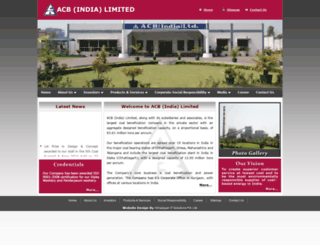 acbindia.com screenshot