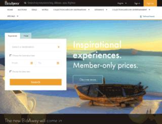 acc.bidaway.com screenshot