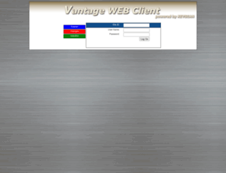acc.vertexsecurity.com screenshot