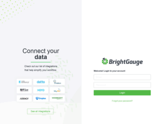 accdashboard.brightgauge.co screenshot