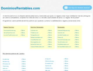 acceder.org screenshot
