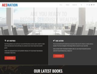 acceleratingentrepreneurialsuccess.com screenshot
