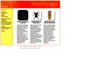 accelix.net screenshot