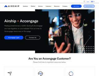 accengage.net screenshot