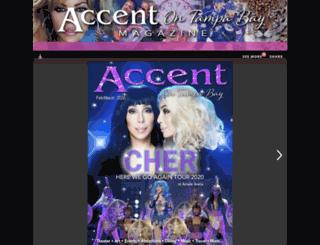 accentontampabay.com screenshot