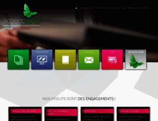 accenttonic.com screenshot