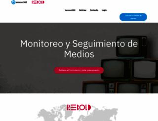 acceso.com screenshot
