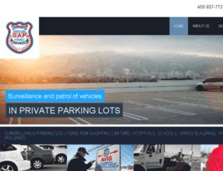 accespark.com screenshot