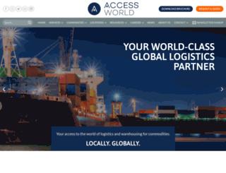 access.co.za screenshot
