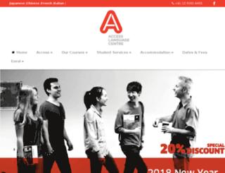 access.nsw.edu.au screenshot