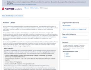 access.rbsm.com screenshot