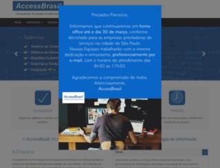 accessconsult.com.br screenshot
