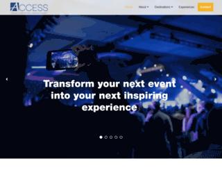 accessdmc.com screenshot