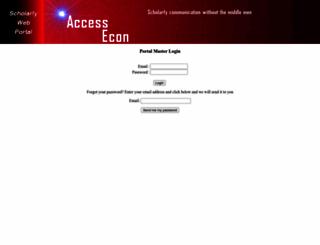 accessecon.com screenshot