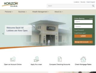 accesshorizon.com screenshot