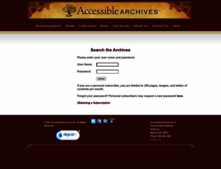 accessible.com screenshot