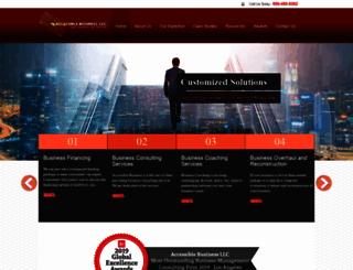 accessiblebusiness.com screenshot