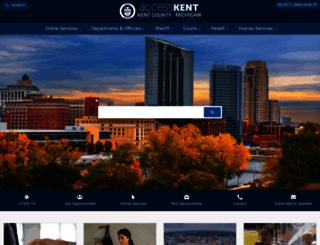 accesskent.com screenshot