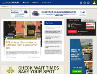 accessnorthgeorgia.com screenshot